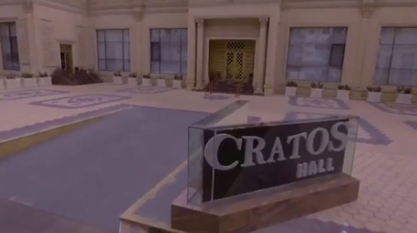 Cratos Hall